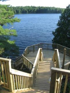 1400ft2 - COTTAGE WITH PRIVACY - McKellar vacation rentals