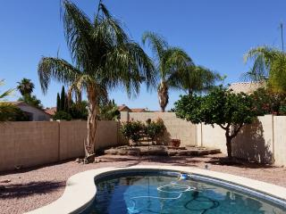 Little slice of paradise - Tucson vacation rentals