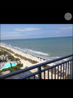 Fantastic rate for your oceanfront vacation - Myrtle Beach vacation rentals