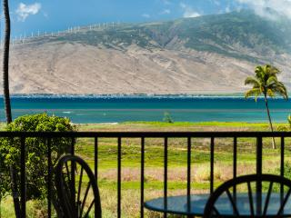 Beautiful  Beachfront Condo, Huge View, A/C - Kihei vacation rentals