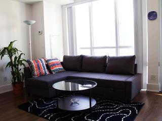 Luxury furnished 1 bedroom in downtown Toronto - Toronto vacation rentals