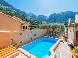 RACÓ DE TUENT  - Property for 6 people in Cala Tuent - Sa Calobra vacation rentals