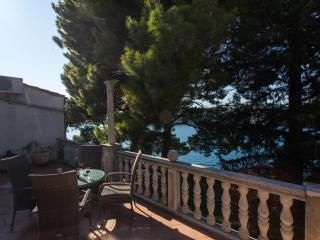 Apartments Ponta Magdalena - Two Bedroom Apartment with Balcony and Sea View (Lavanda) - Zaton (Dubrovnik) vacation rentals