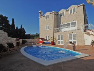 Villa Lucija- Four Bedroom Villa with Terrace and Swimming Pool (V8+4) - Cilipi vacation rentals