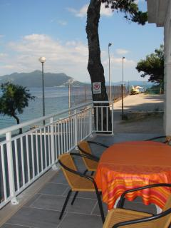Apartments Bezek - Two bedroom Apartment with Sea View - Janjina vacation rentals