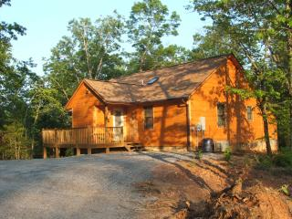 Valley River Retreat - Privacy and Beauty in NC - Murphy vacation rentals