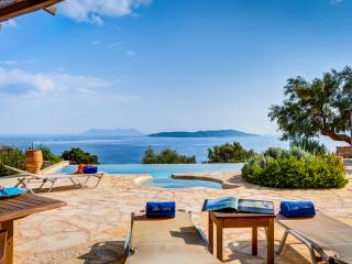 Villa Anatoli - Luxury seafront villa with private infinity pool - Sivota vacation rentals