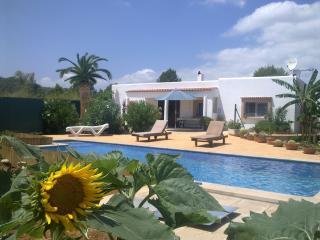VILLA RUSTICA - SANT LLORENC  DE BALAFIA - IBIZA - San Lorenzo vacation rentals