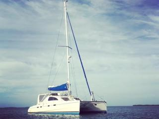 Catamaran CALYPSO with Summerallthetime Sailing Co - Key West vacation rentals