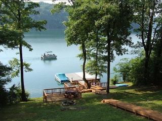 The SafeHouse Norris Lake TN Lakefront Rental - Jacksboro vacation rentals