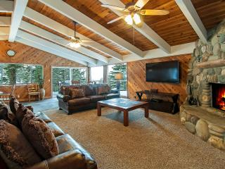 Secluded Lakeview Estate - new furnishings/hot tub - South Lake Tahoe vacation rentals