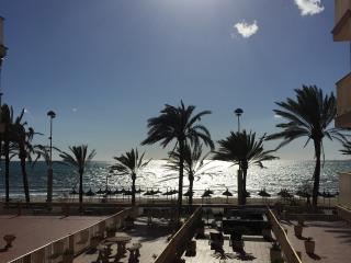 SEAFRONT VIEW,GREAT LOCATION,WINTER STAY OFFER 50 - Playa de Palma vacation rentals