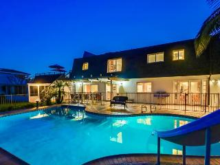 Manoir de Rose, La Jolla Luxury Home with Pool, Hot Tub, Rooftop Deck, Ocean View - La Jolla vacation rentals
