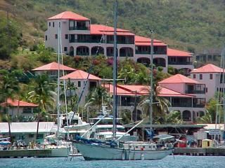 2 bedroom, 2 bath harborside condo in St. Croix - Christiansted vacation rentals