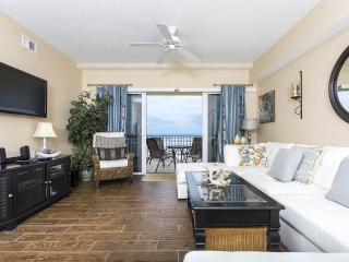 Sanibel 104, 3 Bedrooms, Ocean Front, Pool, Gym, Spa, Sleeps 7 - Daytona Beach vacation rentals