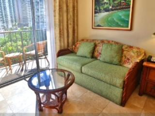 Waikiki Luana Studio Condo Centrally Located - Image 1 - Honolulu - rentals