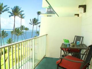 Pats Paradise Unit 604 - beachfront, near PCC - Hauula vacation rentals