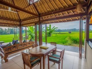 Luxury Villa Budi Million$ Rice Field Views in Ubud - Ubud vacation rentals