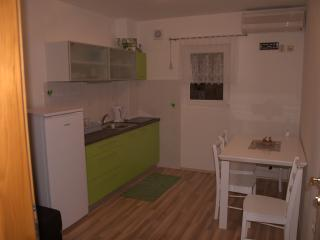 Apartment Cvitkovic Little Green for 3 persons - Klenovica vacation rentals