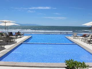2 Bedroom - Beach and Pool Front Views - Nuevo Vallarta vacation rentals
