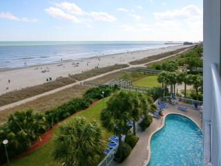 Direct Oceanfront Condo 2 bedroom/ 2 bath - Myrtle Beach vacation rentals
