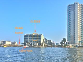 Newly Renovated, 2-Story Waterfront Condo - Gulf Shores vacation rentals