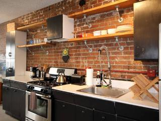 Rustic Industrial Condo Heart of Downtown - Asheville vacation rentals