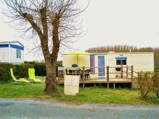 Mobil home  4 personnes L'Océan - Arces Sur Gironde vacation rentals