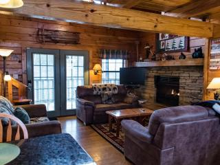 August nights only $200/nt, Secluded, convenient - Pigeon Forge vacation rentals