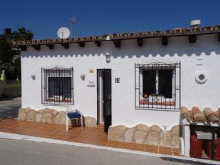 La Cabaña - comfortable holiday accommodation in Moraira - Moraira vacation rentals