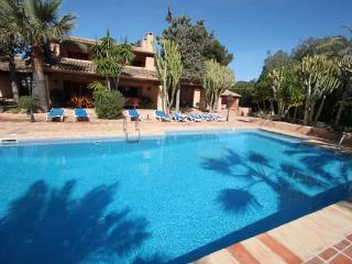 Finca Fustera - charming, Spanish finca style holiday villa in Benissa - Benissa vacation rentals