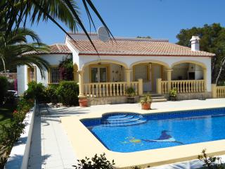 3 Bed Costa Nova Villa Javea - Javea vacation rentals