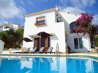 Bright Villa with Internet Access and A/C - Javea vacation rentals