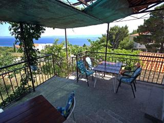 Cozy Attic with Terrace & Sea View - Bol vacation rentals