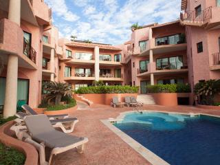 2 BR beachfront penthouse w rooftop terrace - Playa del Carmen vacation rentals