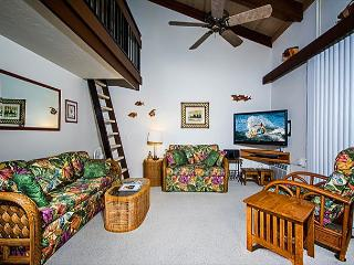 KM3302 Top Floor, Gorgeous 1 Bedroom + Loft and 2 Lanais! - Kailua-Kona vacation rentals