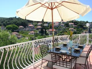 Lovely spacious apt with stunning bay views - Splitska vacation rentals
