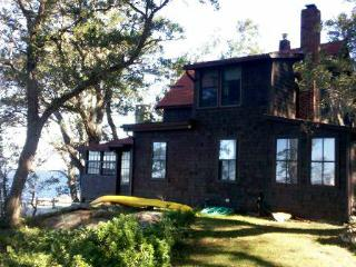 Waterfront Woodsy 3BR Cottage - Gloucester vacation rentals