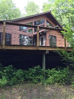 Nice 3 bedroom Cabin in Woodruff - Woodruff vacation rentals