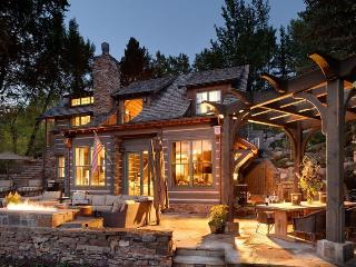 Roaring Fork 'Log Cabin' - Aspen vacation rentals