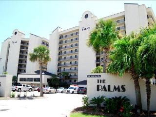 The Palms 304C~ three beds, 3 baths corner unit! - Orange Beach vacation rentals