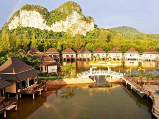 Family villa at lake and hill Krabi - Ao Nang vacation rentals