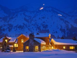4 bedroom House with Hot Tub in Teton Village - Teton Village vacation rentals