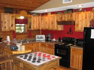 Secluded Cabin Rental in Beavers Bend - Broken Bow vacation rentals
