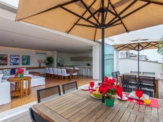 W01.108- DUPLEX PENTHOUSE IN COPACABANA - Rio de Janeiro vacation rentals