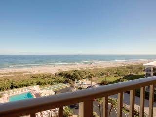 July Sale!! ~ Million $ View + Direct Ocean Front! - Cape Canaveral vacation rentals