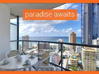 GCHR Chevron Renaissance Apt 1185 - Large Family Apt. Ocean Views - Surfers Paradise vacation rentals