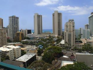 Waikiki Aloha Surf PH One Bedroom With Ocean View - Honolulu vacation rentals