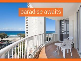 GCHR Moroccan Apt 224 - Beachfront Family Holiday Haven - Surfers Paradise vacation rentals
