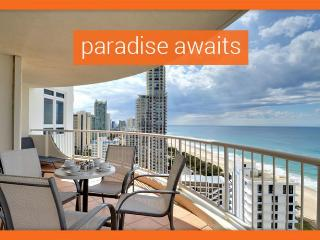 GCHR Moroccan Apt 286 - 3BR Beachfront Apt, Ocean Views - Surfers Paradise vacation rentals